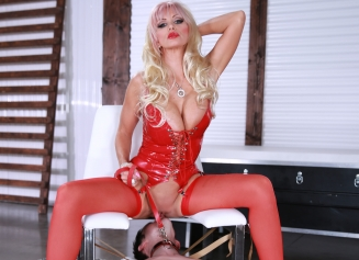 Hot! Russian Hottie bondage torture pain erotic sweet